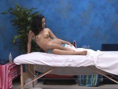 Slim teen beauty gets mouth and snatch drilled well