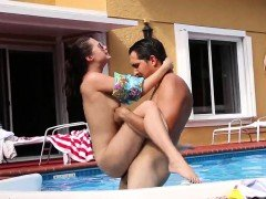 Teen gape compilation Swimming In Semen