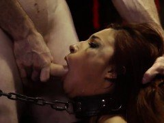 Young girl punished Poor lil' Jade Jantzen, she just