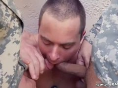 Bubble butt military men and gay arab