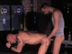 Videos of horny man having gay sex with other guy and