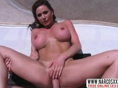 Quarrelsome Girlfriends Sister Kendra Lust Gets Wild Dick