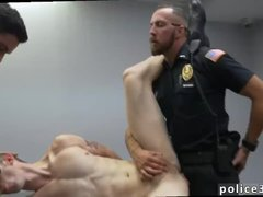 Male cops gay Two daddies are finer than one
