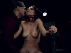 Homemade rough sex and latex bondage Best cronys Aidra