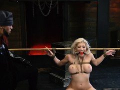 Bdsm blow job training and danny bondage xxx Big-breasted