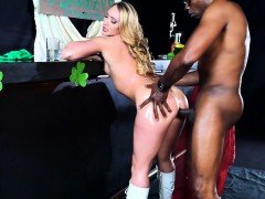 LEROYZ - AJ AppleGate Fucked in the Ass By Big Black Cock