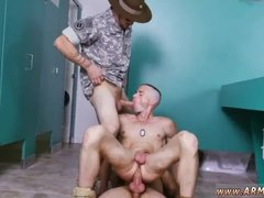 Cum monster cock gay army and men sleeping