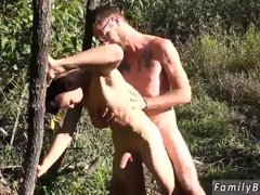 Gay boys being fucked xxx Outdoor Pitstop