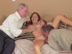 Daddy fuck woman first time Dukke and Glenn