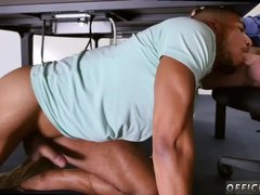 Black on straight guys first gay sex