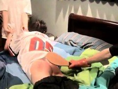 Male spanking movietures and videos gay Kelly Beats The