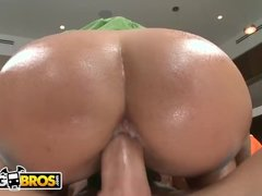 BANGBROS - PAWG Austin Taylor Gets Her Big Ass Fucked By Chris Strokes