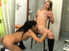 Teen girls kissing on cam Brazilian player pummeling the