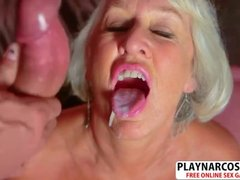 Super Step Mom Jeannie Lou Seduces Hot Touching Son