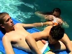 Gay male funny beach porn movies first time One of our