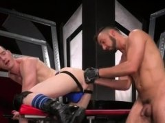 Fisting and hand jobs by gays Sub fuck-fest pig, Axel