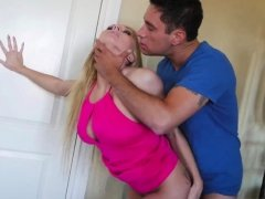 Real estate fucks milf Off The Hook And On My Stepmom