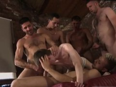 Big black dick crushing gay white twinks xxx With leaking