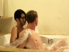Soapy Massage Plus Sex Will Complete