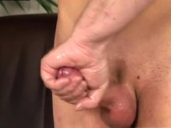Men with large hair near penis and anal movie gay Casper