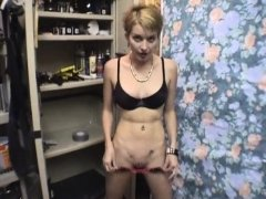 Lewd amateurs play with every other in real home made video