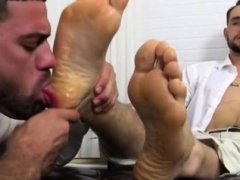 Teens guy gay sex movie KC's New Foot & Sock Slave