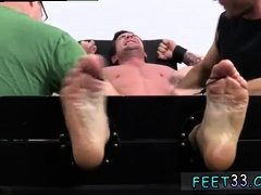 Gay men foot fetish movie xxx He's highly ticklish and