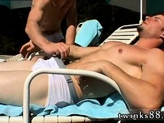 Mature male gay swallow cum porn free Zack then shoots a