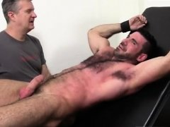 Black basketball gay porn Billy Santoro Ticked Naked