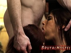 Brutal sex hentai 1 and hairy slave Excited youthful