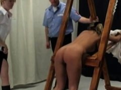 Naughty Girls Get Ass Spanked