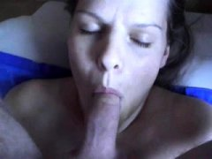Amateur anal POV for a hot and horny babe