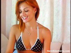 hot redhead playing with her sweet pussy(1).flv