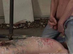 Male sm bondage slave gay Sean is a real devious and