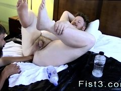 Fist fucking young gay boys video and fisting sex slave