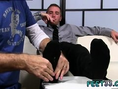 Teen boys with hairy legs movie and  gay sex feet