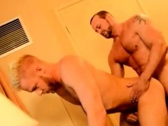 Male twink long hair and gay sex bot video He wants more