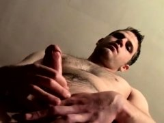 Gay guys getting pissed on Piss Lube For Jerking Welsey