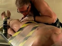 Suit and tie gay bondage emo boy porn movie first time