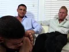 Young male first time having gay sex Ricky Worships
