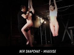 Extreme Bdsm Young Fucked HER SNAPCHAT - MIAXXSE