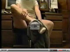 Pervert girlfriend on web cam