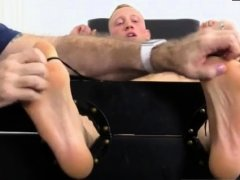Men gay sexs legs movie first time Cristian Tickled In