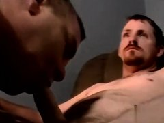 Old and young gay amateur xxx Dave Delivers A Juicy Load