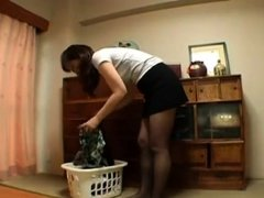 Pantyhose Asian Upskirt Spy Hidden Candid Cam