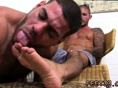 Legs in boy sax gay Johnny Hazzard Stomps Ricky Larkin