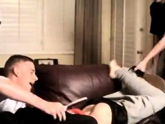 Older husbands gets severe spanking movie gay An Orgy Of