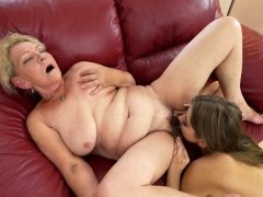 Desirable Mature Julia Red