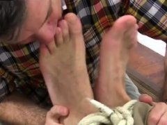 Dad sucks euro boys toes and gay foot suckers tube Chase