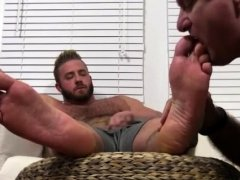 Triple hot guy porn video and real gay sex with teacher